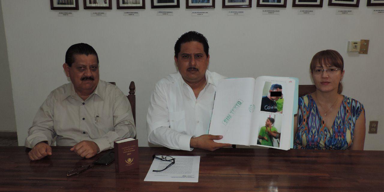 Acreditó la CDHEC que el alcalde de Tecomán, ejerció violencia física contra trabajadores sindicalizados