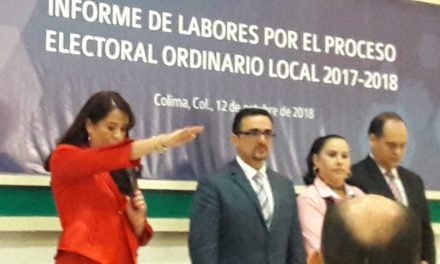 Ana Carmen González Pimentel, nueva presidenta del Tribunal Electoral del Estado