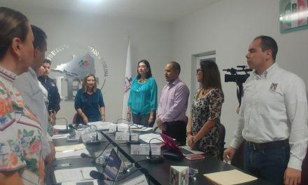 Fue clausurado el proceso electoral local 2017-2018, por el Instituto Electoral del Estado