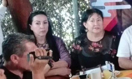 NO QUISIERON COMPRARNOS, QUISIERON BAJARNOS DE LA CANDIDATURA: DIPUTADAS