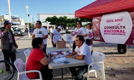 Gana la opción promovida por AMLO para construir el nuevo aeropuerto; será en Santa Lucía