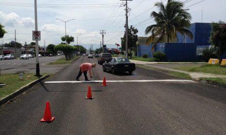 Tránsito y Vialidad de Villa de Álvarez intensifica labores en vía pública