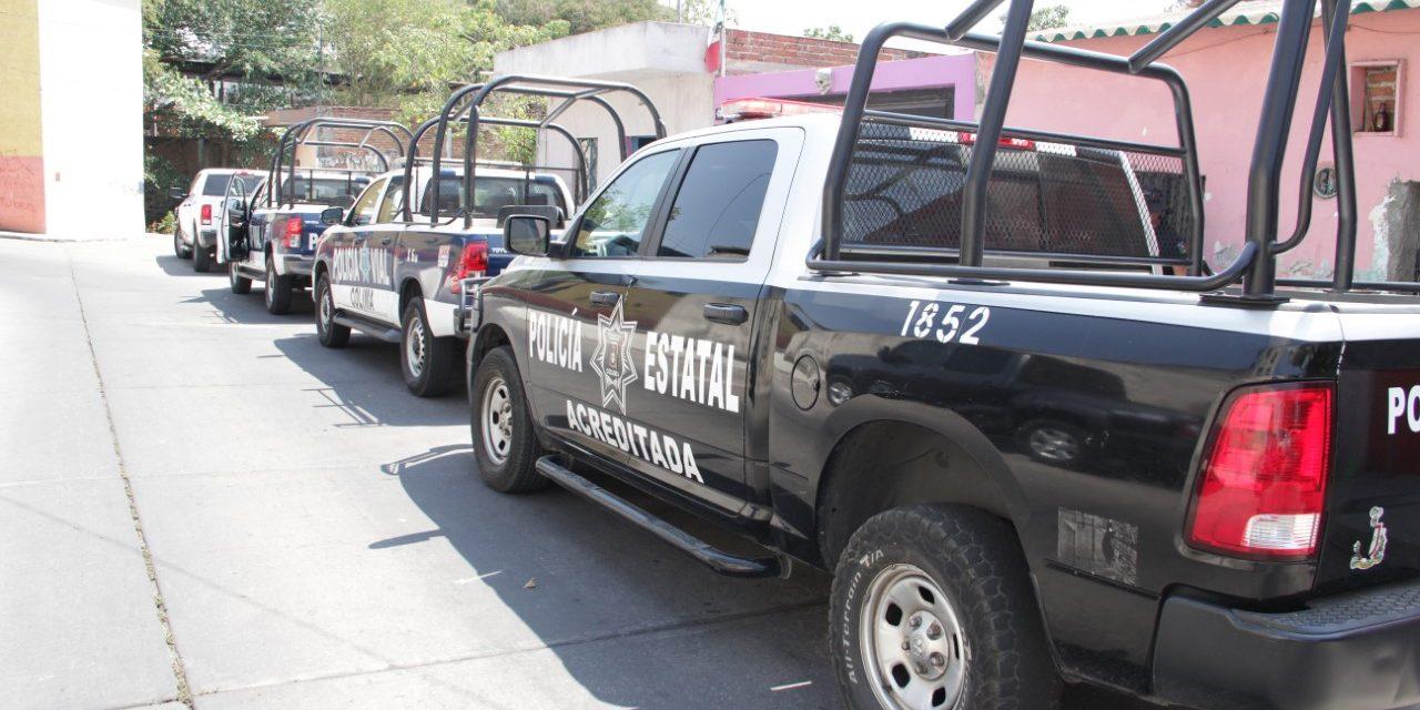 Detienen a cinco sujetos  con droga y armas; además, capturan a dos sujetos por delito de robo: SSP