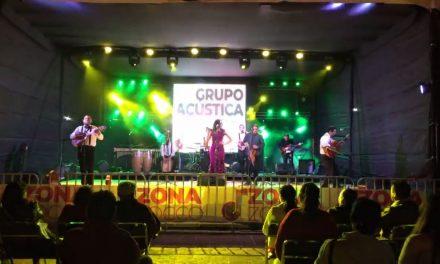 """Grupo """"Acústica"""" representó a Colima  en Festival Internacional San Luis 2018"""