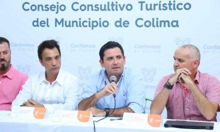 Se instala el Consejo Consultivo Turístico del Municipio de Colima