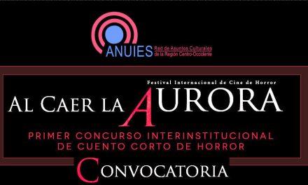 """Convocan al I Concurso de cuento  de horror """"Al caer la Aurora"""""""