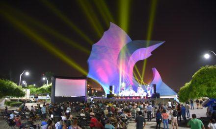 Manzanillenses disfrutaron del  Festival de Cine del Pacifico