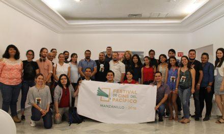 Realizan taller de producción cinematográfica en el Festival de Cine del Pacífico