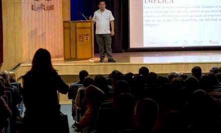 Asisten profesores de la U de C a Seminario  de Convivencia Escolar, en Chile