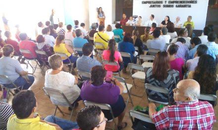 Se Registran 161 Aspirantes a Emprender Negocios, a Convocatoria del Ayuntamiento de Villa de Álvarez; Elaboran Padrón