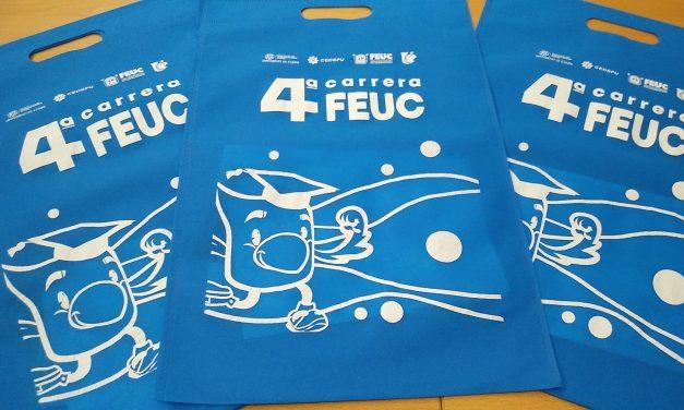 Todo listo para la 4ª Carrera FEUC; Se invita a participar corriendo, caminando, trotando, en familia