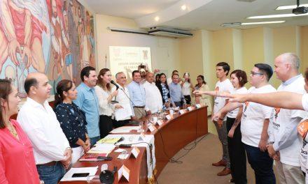 Toma protesta el Consejo Directivo del Instituto de la Juventud del Municipio de Colima