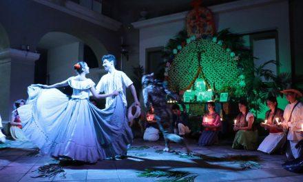 Realizan homenaje a Lourdes Bayardo,  en el Museo de Artes Populares