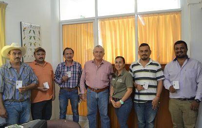 CONFORMAPROFEPA COMITÉ DE VIGILANCIA AMBIENTAL PARTICIPATIVA EN EL EJIDO PUEBLO NUEVO, EN COLIMA