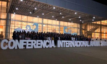 Participa rector JEHN en la  Conferencia Internacional ANUIES 2018