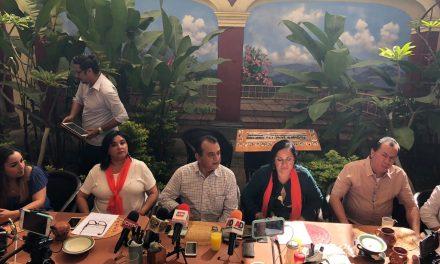 Felipe Cruz Anuncia Actividades por Día Internacional de la Eliminación de la Violencia Contra la Mujer