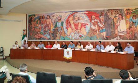 Aprueban eliminar del presupuesto, bonos de gasolina, telefonía y fondos de ahorro para integrantes del cabildo de Colima