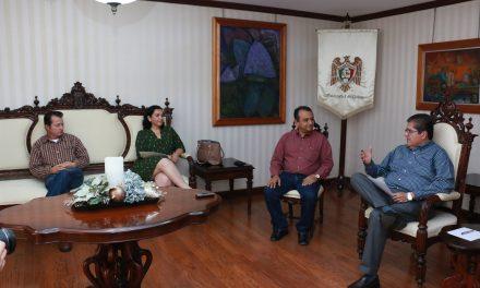Acuerdan U de C y Ayuntamiento de Villa de  Álvarez entablar proyectos de colaboración