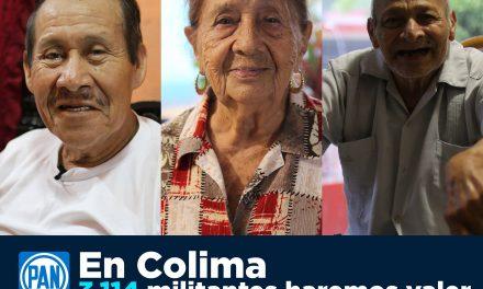 La Comisión Auxiliar Estatal Colima declara lista la elección de la Dirigencia Nacional del PAN en el Estado