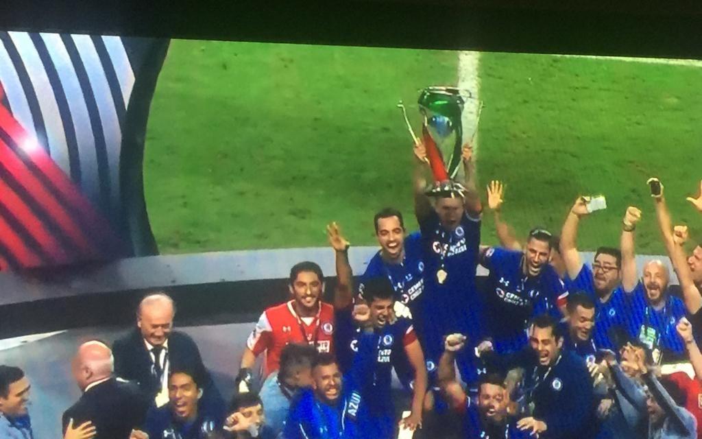 Cruz Azul es Campeón de Copa MX