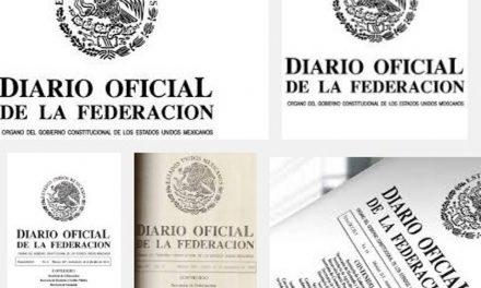 Se publica en el Diario Oficial de la Federación, decreto  sobre las remuneraciones de Servidores Públicos