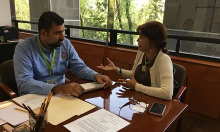 Gestiona Rafael Mendoza mayor presupuesto a través de Claudia Yáñez Centeno