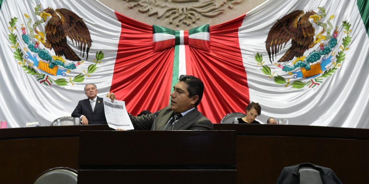 NO AL RÉGIMEN DICTATORIAL DEL NUEVO GOBIERNO DE AMLO: JORGE LUIS PRECIADO