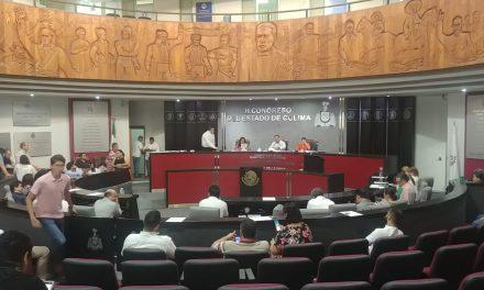 Aprueban descontar multas y recargos del 100%  en predial y agua potable para Tecomán y Minatitlán