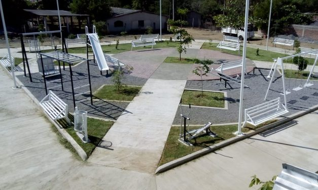 Rehabilita SEIDUR Jardín  de Agua de la Virgen en Ixtlahuacán