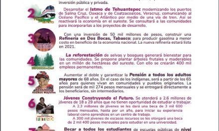 Invita Morena a participar en segunda consulta nacional
