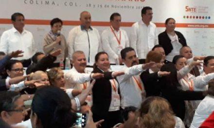Jaime Núñez Murguía, nuevo secretario general de la Sección 6 del SNTE