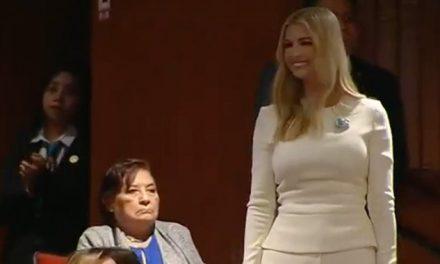 AMLO: Agradezco a Donald Trump por la presencia de su hija