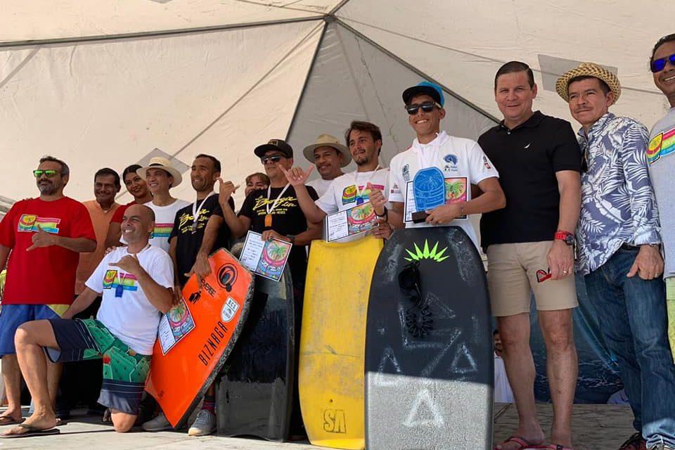 Obtienen colimenses 13 medallas en  Campeonato Nacional de BodyBoard