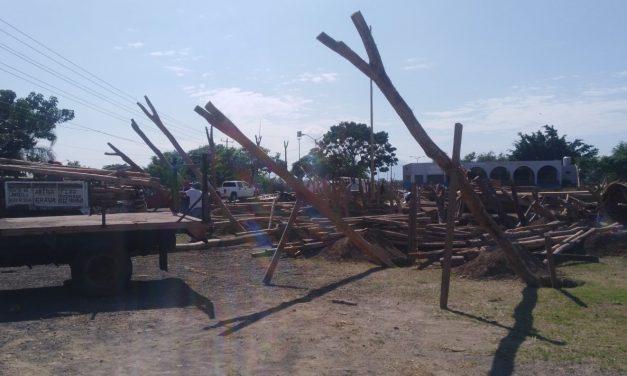 Se realiza ya la construcción de La Petatera; invitan a visitarla
