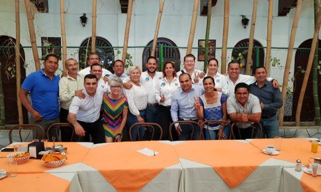 La unidad y la fortaleza, reto para Acción Nacional en el 2021: Alejandro García