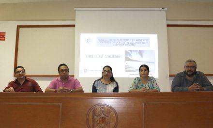 Buscan soluciones al problema de micro  plásticos en zonas costeras, en la U de C