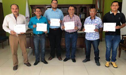 Integran la Comisión de Honor y Justicia de Seguridad Pública, en Villa de Álvarez
