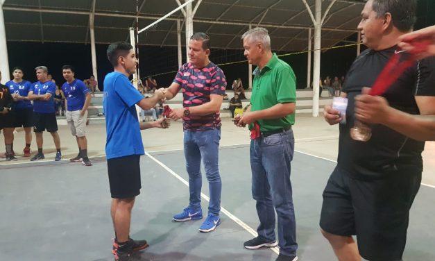 Concluye Liga Estatal de Voleibol;  premian a sus campeones: Incode