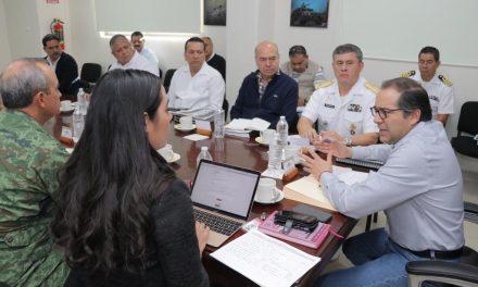 Gobernador instala Grupo de Coordinación  Estatal para la construcción de la Paz