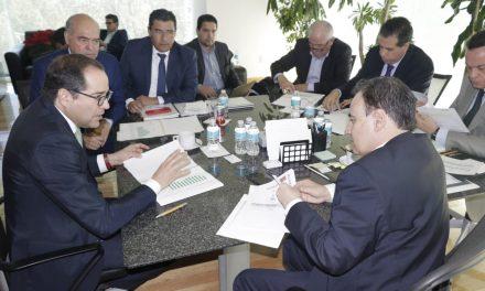 Reitera Gobernador a Durazo, disposición  de trabajar coordinado con la Federación