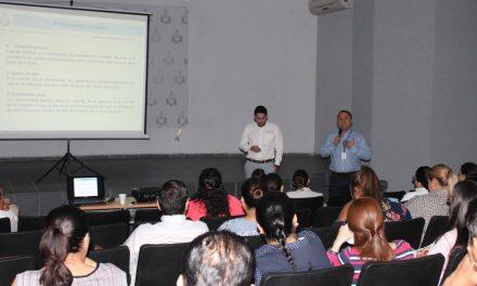 Gobierno del Estado imparte taller sobre  Ley de Pensiones a funcionarios municipales