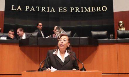 Fallece fundadora de Morena, senadora Angélica García Arrieta