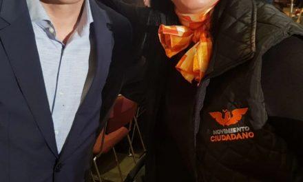 La ex diputada Leticia Zepeda, quedó como integrante  de la Comisión de Gasto y Financiamiento del CEN de MC