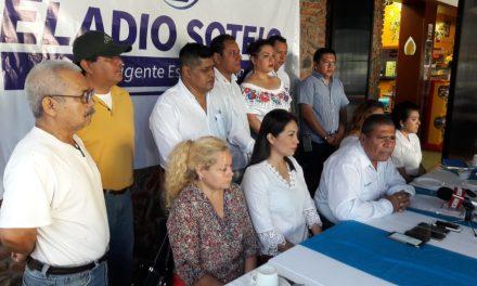 Defenderemos las bases y los principios  del Partido Acción Nacional: Eladio Sotelo