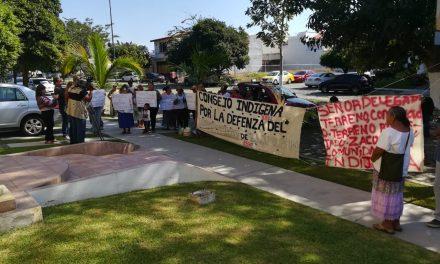 Acusan dirigentes del Comisariado de Bienes Comunales de Zacualpan,  que ex gobernador MAM trató de corromperlos para instalar mina