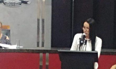 Solicita diputada Claudia Aguirre, postergar hasta 2020 entrada  en vigor de la Ley de Pensiones del Estado