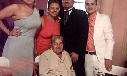 A un año del fallecimiento de mi madre, doña María Jiménez González de Negrete