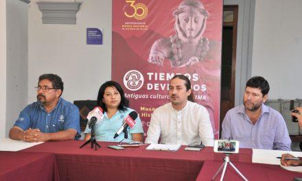 Este jueves inauguran exposición sobre culturas  antiguas de Colima
