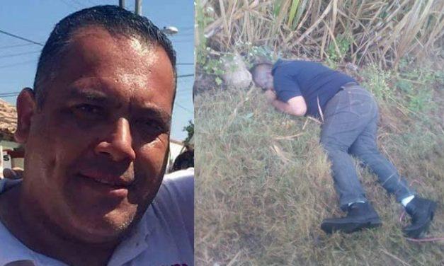 ASESINAN AL PERIODISTA ALEJANDRO MÁRQUEZ EN NAYARIT