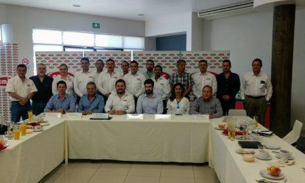 Vincula Gobierno del Estado sector de  la construcción de Colima con España